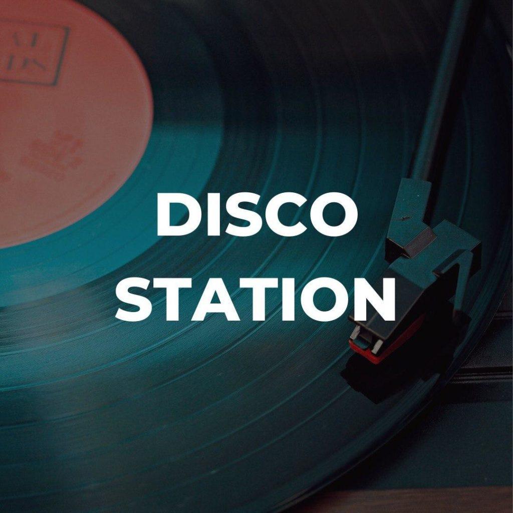 copertina disco station
