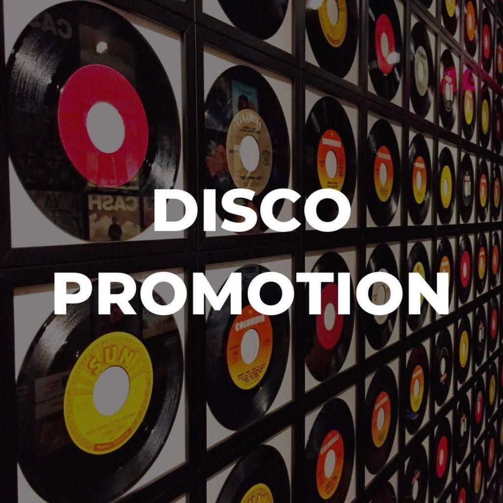 copertina disco promotion